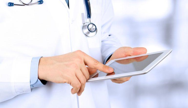 Otwarcie Profesorskiej Kliniki Medycznej